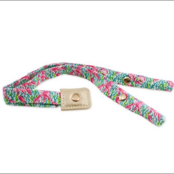 4dfb09506a7508 Lilly Pulitzer Accessories - Lilly Pulitzer Sunglasses Strap